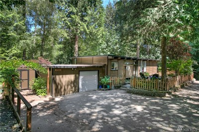Lake Forest Park Single Family Home For Sale: 2924 NE 178th St