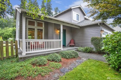 Poulsbo Single Family Home Pending: 23567 Brixton Place NW