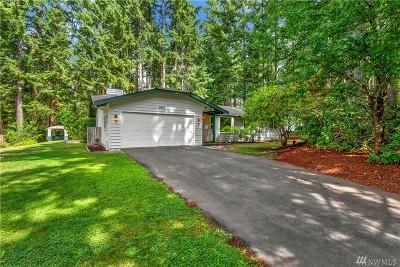Port Orchard Single Family Home For Sale: 8943 Bedrock Place SE