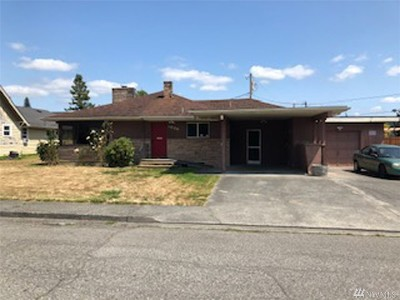 Mount Vernon Single Family Home For Sale: 1526 S 13 St