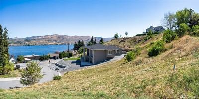 Chelan, Chelan Falls, Entiat, Manson, Brewster, Bridgeport, Orondo Residential Lots & Land For Sale: 21 Grandview Lane