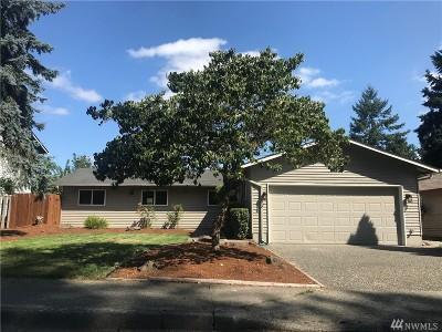 Kent Single Family Home For Sale: 12306 SE 217th Pl