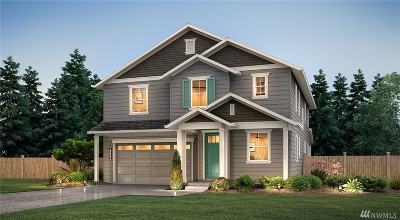Poulsbo Single Family Home Pending: 21913 NW Cascadian (Lot 8) St
