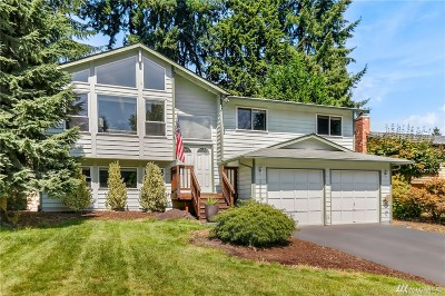 Bothell Single Family Home Contingent: 1809 175th Place SE
