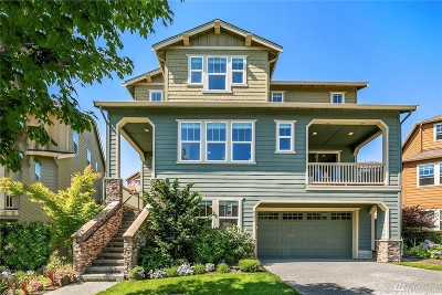 Snoqualmie Single Family Home For Sale: 9225 Brinkley Ave SE