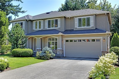 Issaquah Single Family Home For Sale: 4732 245th Lane SE