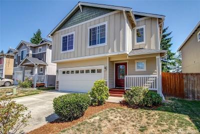 Everett Single Family Home For Sale: 227 92nd St SW