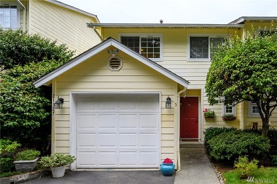 Edmonds Condo/Townhouse For Sale: 21327 76th Ave W #B5