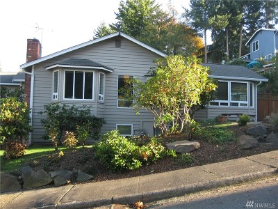 Federal Way Single Family Home For Sale: 4127 SW 327th Place
