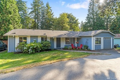 Renton Single Family Home For Sale: 20215 SE 152nd St