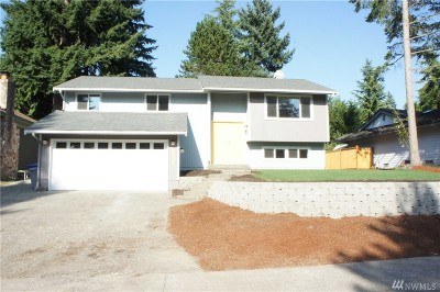 Bellevue Single Family Home For Sale: 6632 117th Ave SE