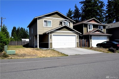Everett Condo/Townhouse For Sale: 2712 97th Place SE #A