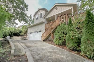 Renton Single Family Home For Sale: 315 Stevens Ave NW