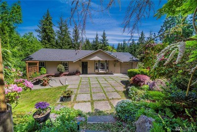 Snohomish Single Family Home Contingent: 5827 176th Dr SE