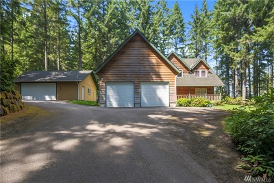 Port Orchard Single Family Home For Sale: 6448 Glenwood Rd SW
