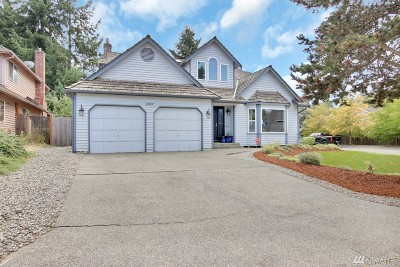 Federal Way Single Family Home For Sale: 1237 SW 327th Place