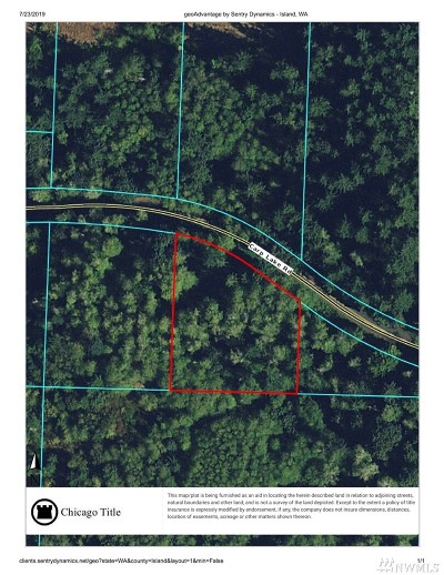 Camano Island Residential Lots & Land For Sale: 580 Carp Lake Rd