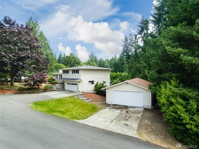 Olympia Single Family Home For Sale: 2712 Timber Dr SE