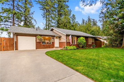 Whatcom County Single Family Home Pending: 7968 Lynwood Dr