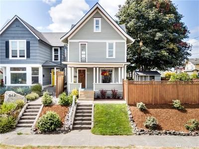 Tacoma WA Single Family Home For Sale: $435,000