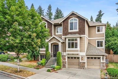 Woodinville Single Family Home For Sale: 13540 NE 200th St