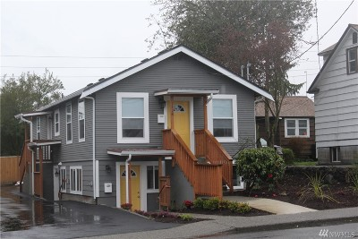 Bremerton Rental For Rent: 1223 11th St