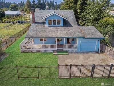 Yelm Single Family Home Pending: 309 Jefferson Ave NE