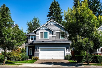 Everett Single Family Home For Sale: 1309 124th Place SE