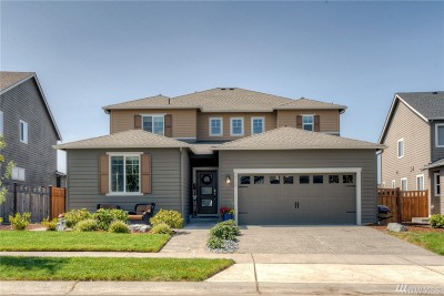 Bonney Lake Single Family Home For Sale: 18117 135th St E