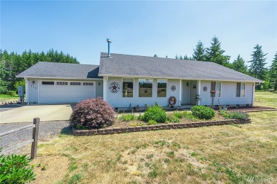 Lewis County Single Family Home Pending Inspection: 115 Texas Lane