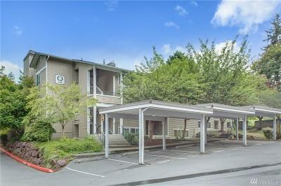 Kirkland Condo/Townhouse For Sale: 9838 NE 122nd #Q102