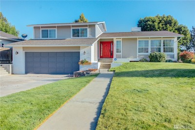 Moses Lake Single Family Home For Sale: 9287 Goodrich Rd SE