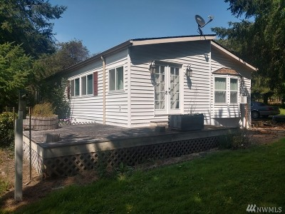 Sedro Woolley Single Family Home For Sale: 7652 Cabin Creek Rd