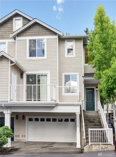 Bothell Condo/Townhouse For Sale: 13003 NE 182nd Place #B