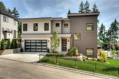 Kirkland Single Family Home For Sale: 8005 NE 116th Lane