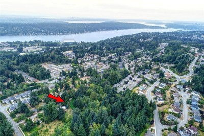 Newcastle Residential Lots & Land For Sale: 118th Ave SE
