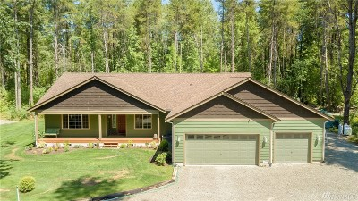 Lewis County Single Family Home For Sale: 138 Gray Rd
