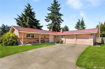 Shoreline Single Family Home For Sale: 2312 N 159th St