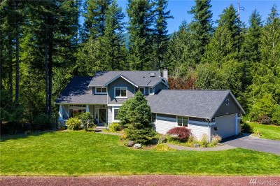 North Bend WA Single Family Home For Sale: $739,900
