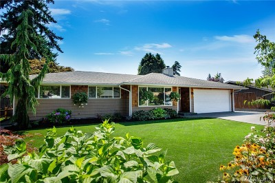 Marysville Single Family Home For Sale: 5626 92nd Place NE