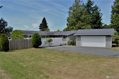 Bellingham Single Family Home For Sale: 524 Clark Rd