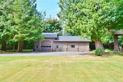 Lynden Single Family Home For Sale: 9898 Van Buren Rd