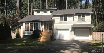 Yelm Single Family Home Pending Inspection: 18229 Inglewood Ct SE