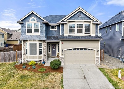 Bonney Lake Single Family Home For Sale: 10083 185th Ave E
