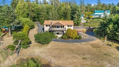 Greenbank Single Family Home For Sale: 3410 Smugglers Cove Road