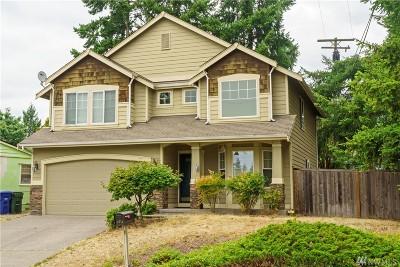 Renton Single Family Home For Sale: 2916 NE 5th Place