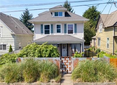 Single Family Home For Sale: 842 S Sprague Ave
