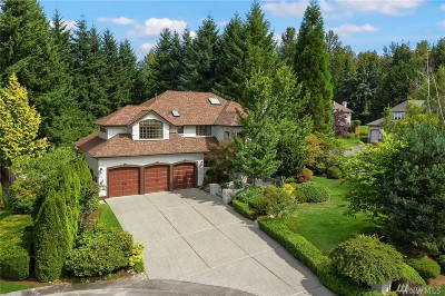 Woodinville Single Family Home For Sale: 21738 NE 201st Ct