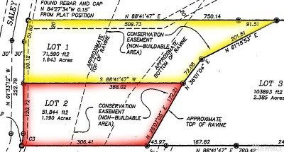 Residential Lots & Land For Sale: 128 Saley Lane