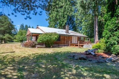 Lewis County Single Family Home Pending Inspection: 185 Rosebrook Rd